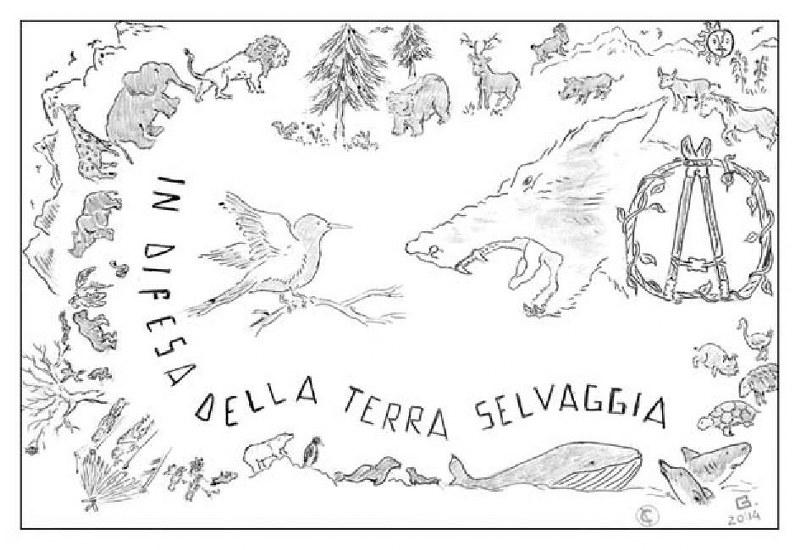 Dibujos realizados por Gianluca